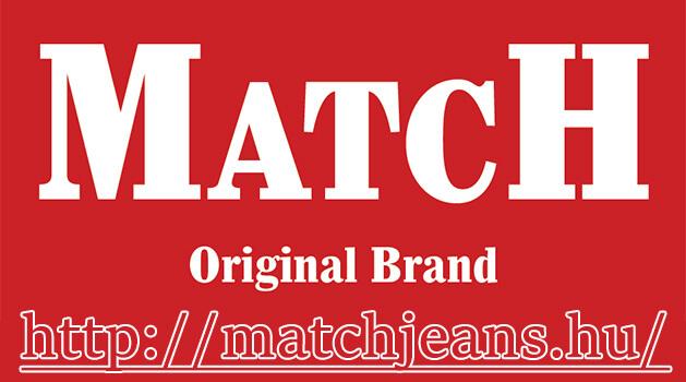 ffe0eaf627 Match Jeans = Kiváló minőségű, hazai gyártású felsőruházat