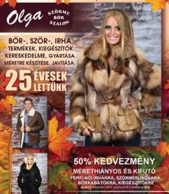 Olga Szőrme Szalon