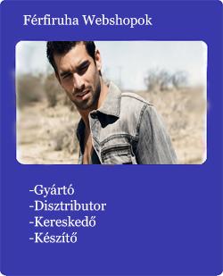 Férfi ruha webshop - Divatnagyker - Divatinfó 208302740c