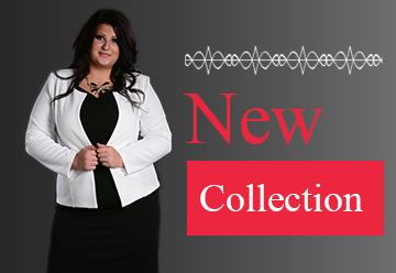 Sylverro újdonságaink; Molett nőiruha gyártás