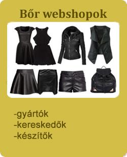 Bőr webshopok kép
