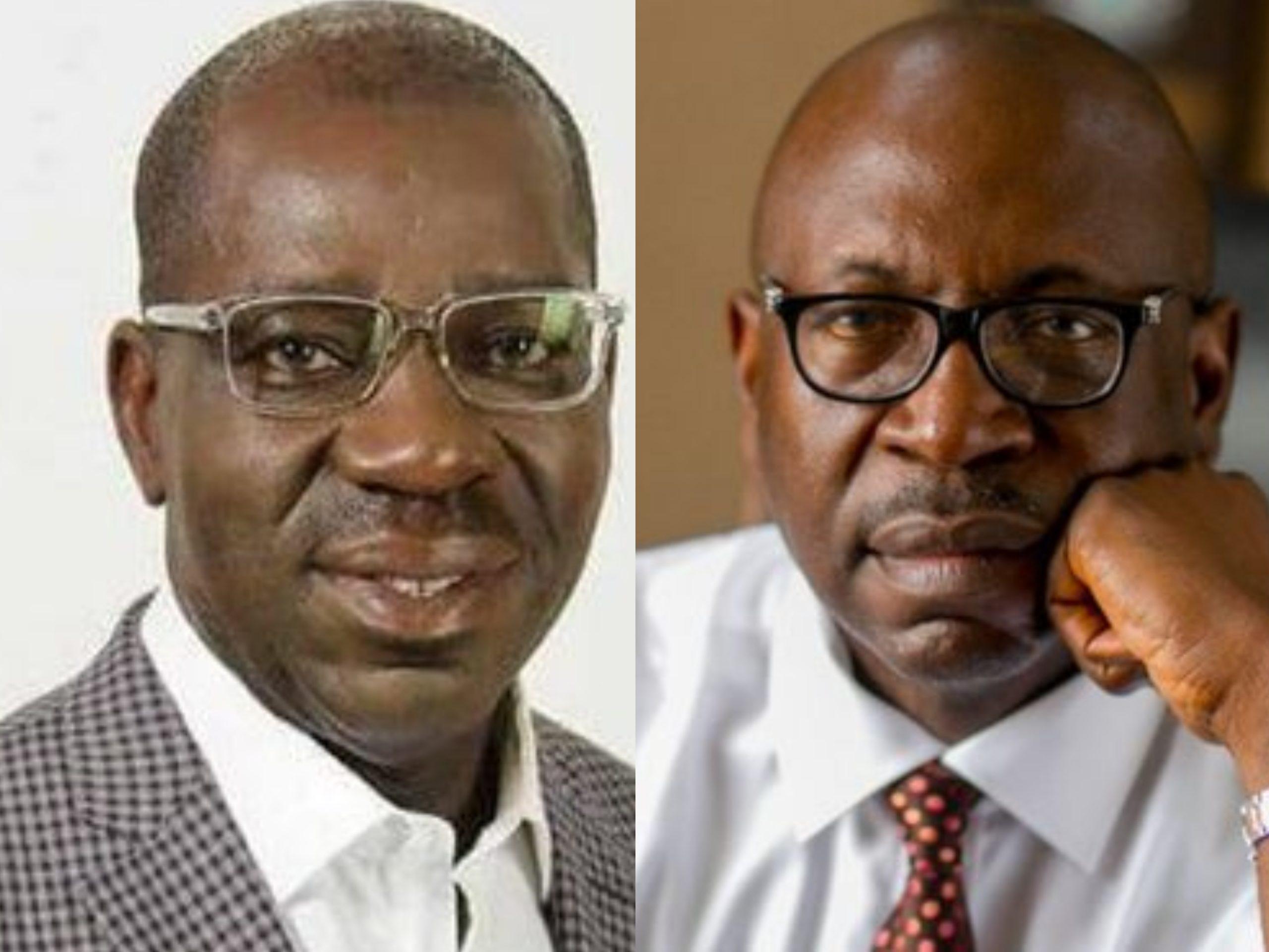 Godwin Obaseki wins Edo