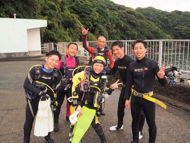 今日は福浦へ~!!