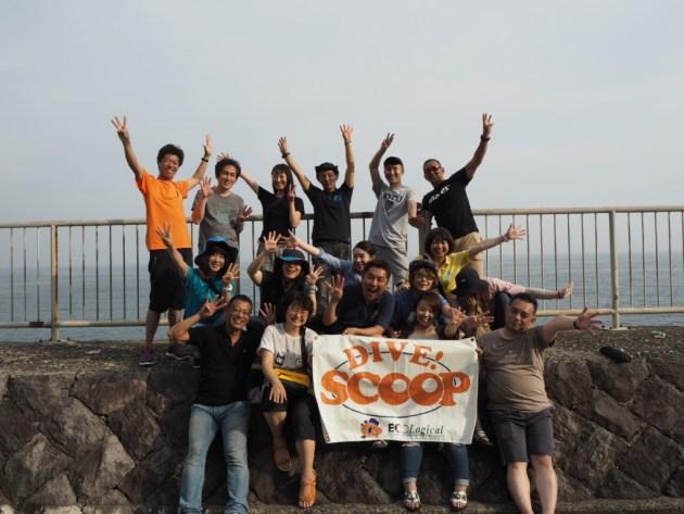 SCOOP8周年BBQツアー☆彡