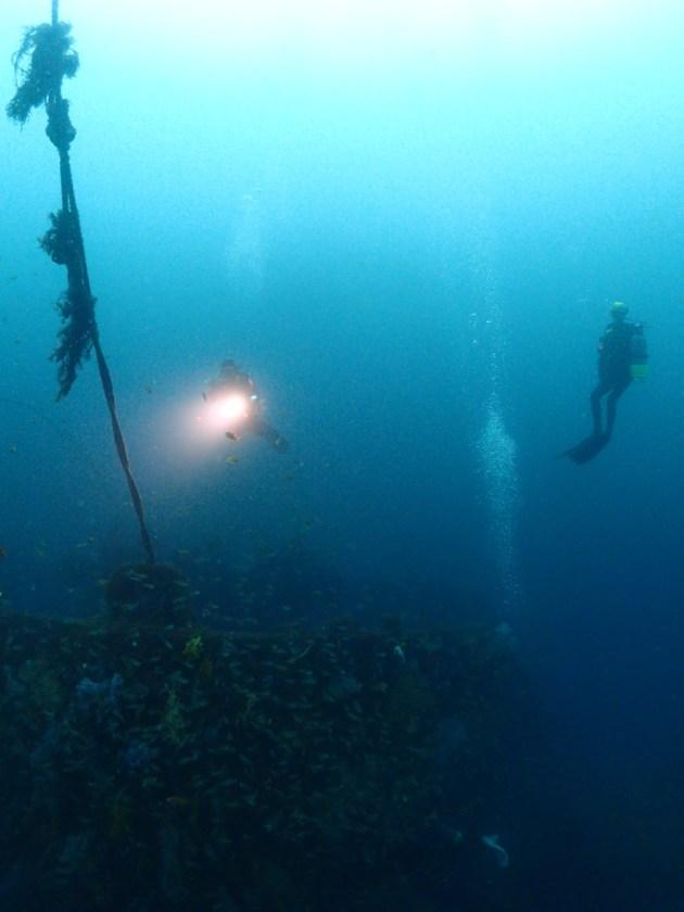 熱海の沈船