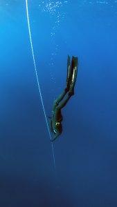 Freediving in Malta with Y-40®DiveBase Malta