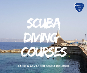 Scuba diving courses in Malta