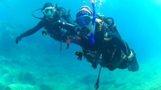 Join the PADI Open Water Course in Malta