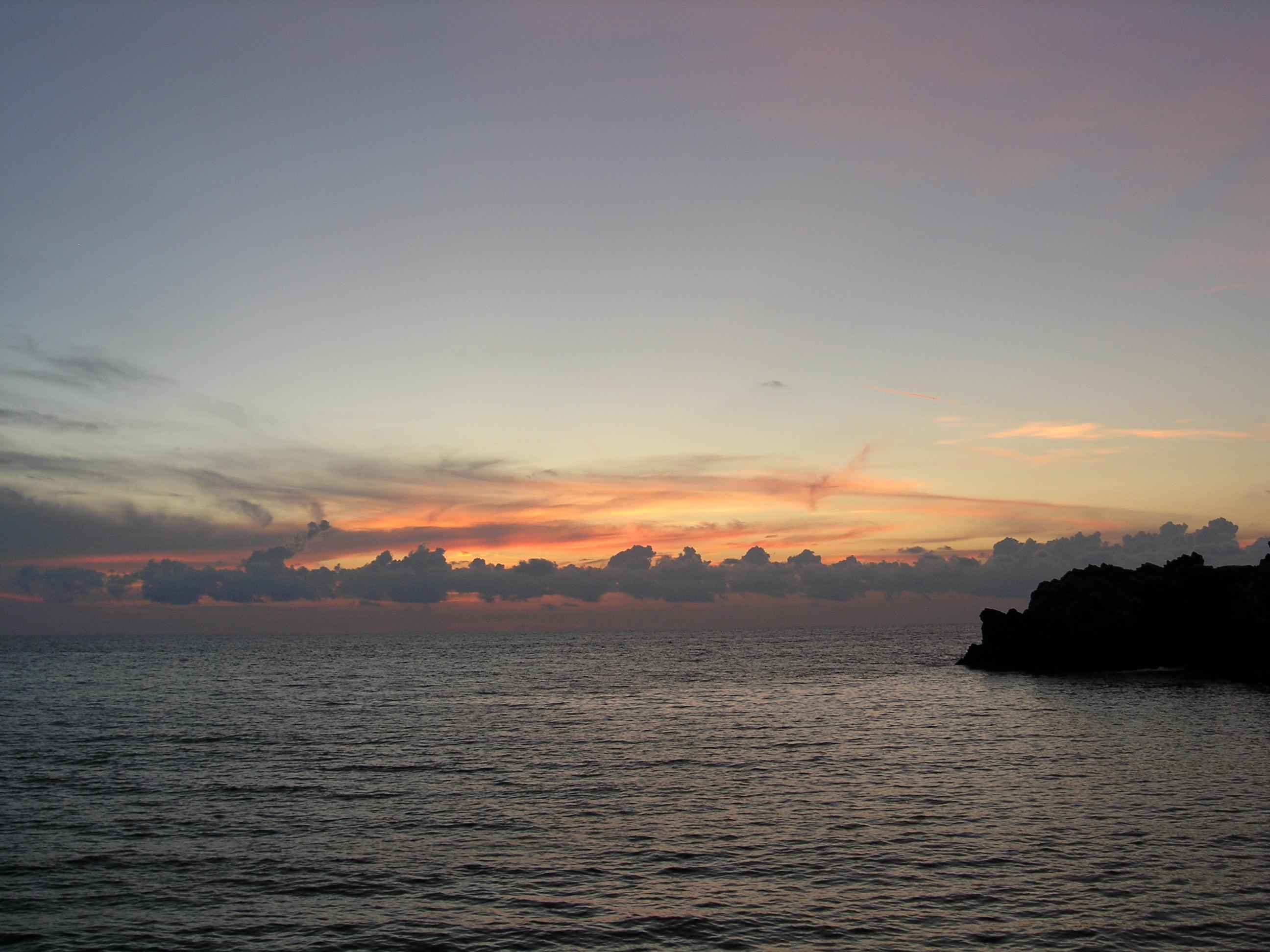 Koh Bon Sunset