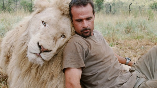 Kevin Richardson- white lion