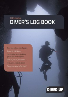 Ultimate Diver's Log Book