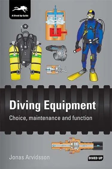 Diving Equipment by Jonas Arvidsson - cover