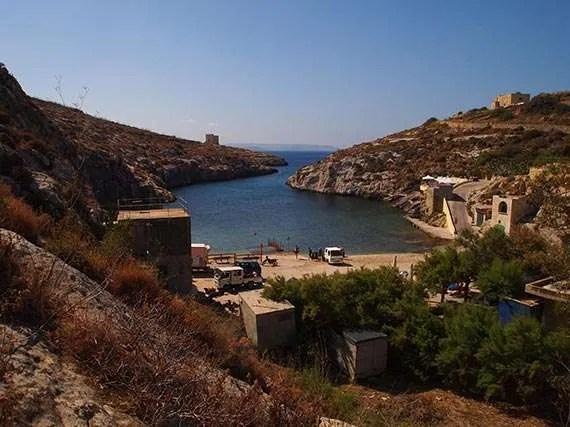 Favourite Dives on Gozo: Mġarr Ix-Xini