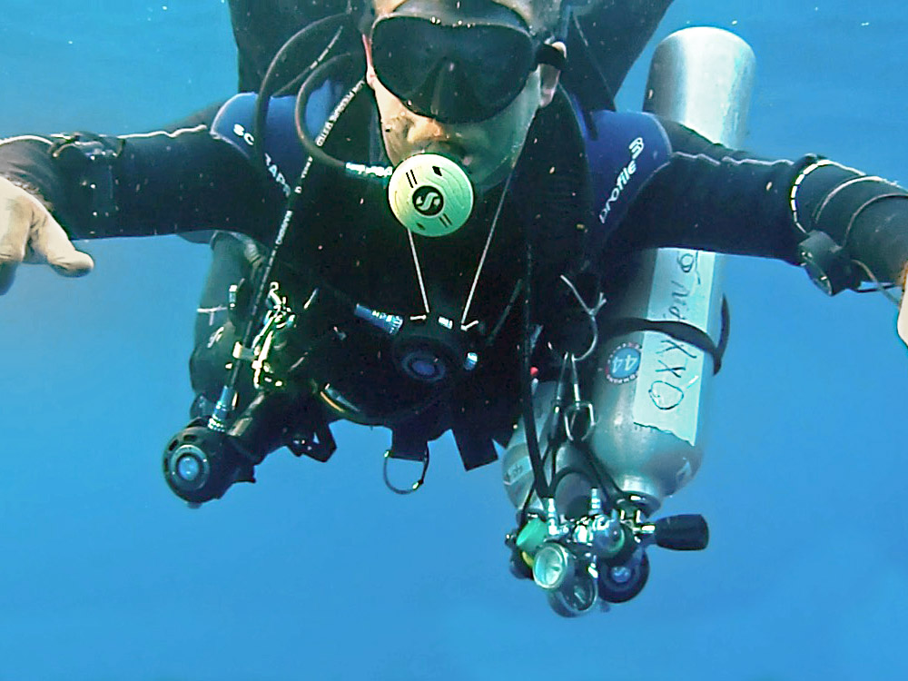 Technical Diver II