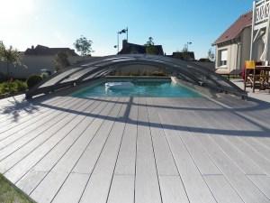 Sorteamos una cubierta de piscina