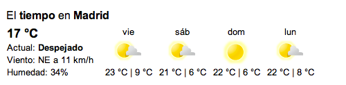 Google-weather