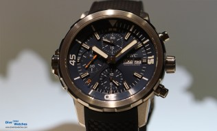 """Aquatimer Chronograph Edition """"Expedition Jacques-Yves Cousteau"""""""