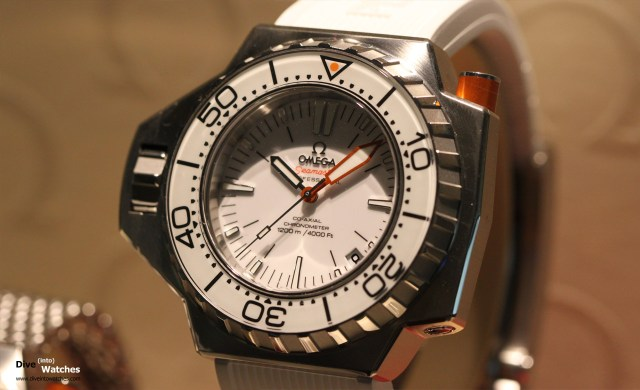 Omega Seamaster 1200 weiss