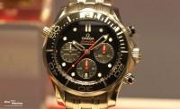 Omega_Seamaster_Professional_300_Chrono_LM_Black_Front_Baselworld_2013