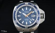 Citizen_Signature_Collection_Grand_Touring_Dive_Watch_300_Blue_Front_Zurich_2014