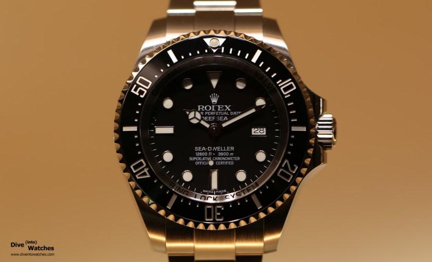 Rolex Sea-Dweller Deepsea Baselworld 2015