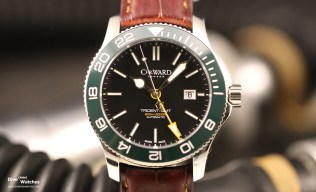 Christopher_Ward_London_C60_Tridente_GMT_42_Green_Front_2015