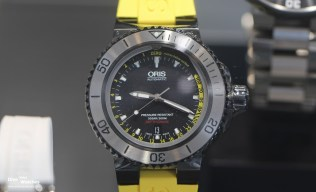 Oris_Depth_Gauge_Yellow_PVD_Front_Zurich_2015