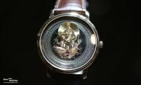 Artistic Crafts Watch Prize: Blancpain Villeret, Cadran Shakudo