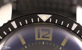 Close-Up: Drehring-Markierung