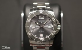 Longines_Hydroconquest_Gray_Front_Baselworld_2018