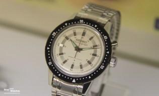 Cal. 5719 - Japans erste Armbanduhr mit Chronograph (1964)