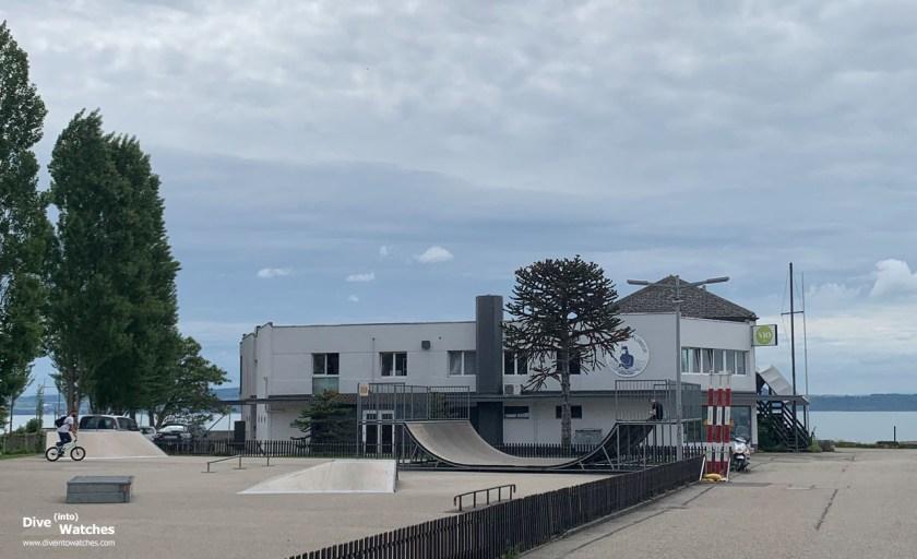 Maison du Plongeur, CIP-Ne, Neuchâtel