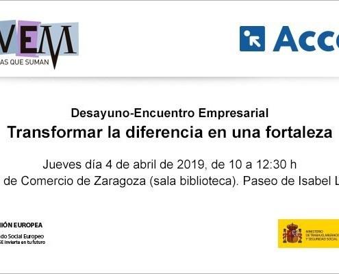 Desayuno empresas Zaragoza, DIVEM, #empresasquesuman