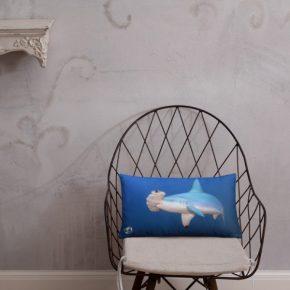 Hammerhead Shark Pillow