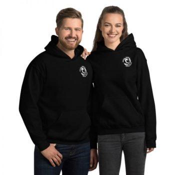 Diver Dena's Adventure Shop~ unisex hoodie sweatshirt