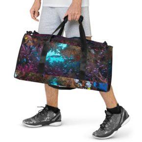 Diver Dena's Adventure Shop-Spectacular Reef Duffle Bag