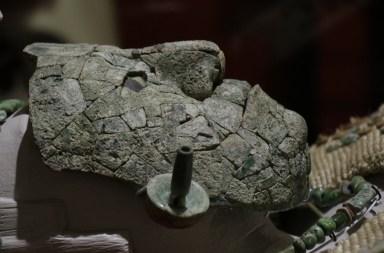 Conoce a la Reina Roja, un ícono de la zona arqueológica de Palenque