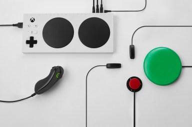 Xbox presenta control para personas con capacidades diferentes