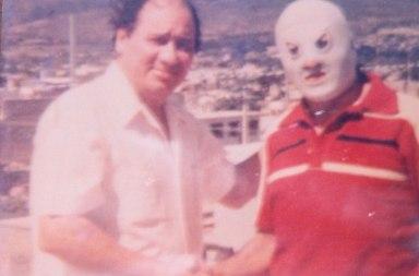 """José Raquel Coutiño """"El Turi"""", una leyenda de la Lucha Libre y el Box en Chiapas"""