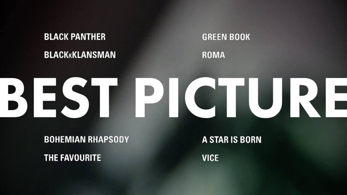 Conoce aquí a todos los nominados al Oscar 2019