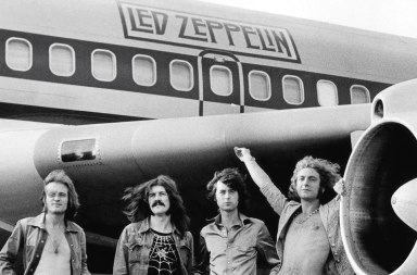 Led Zeppelin celebra su 50 aniversario con un documental