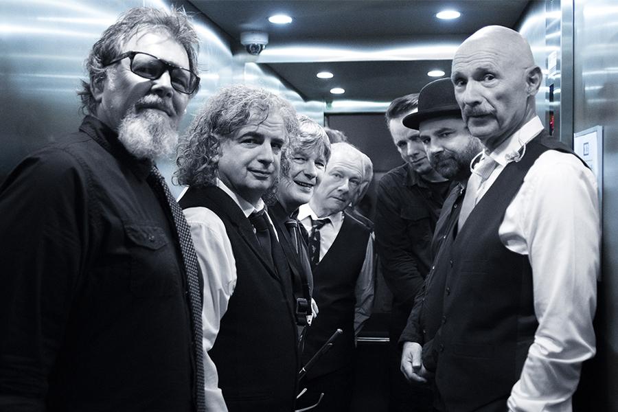 Discografía de King Crimson llega a Spotify