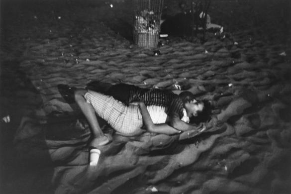 Coney Island 4 de julio | Robert Frank