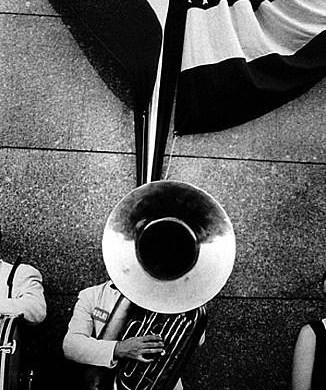 Mitin en Chicago | Robert Frank