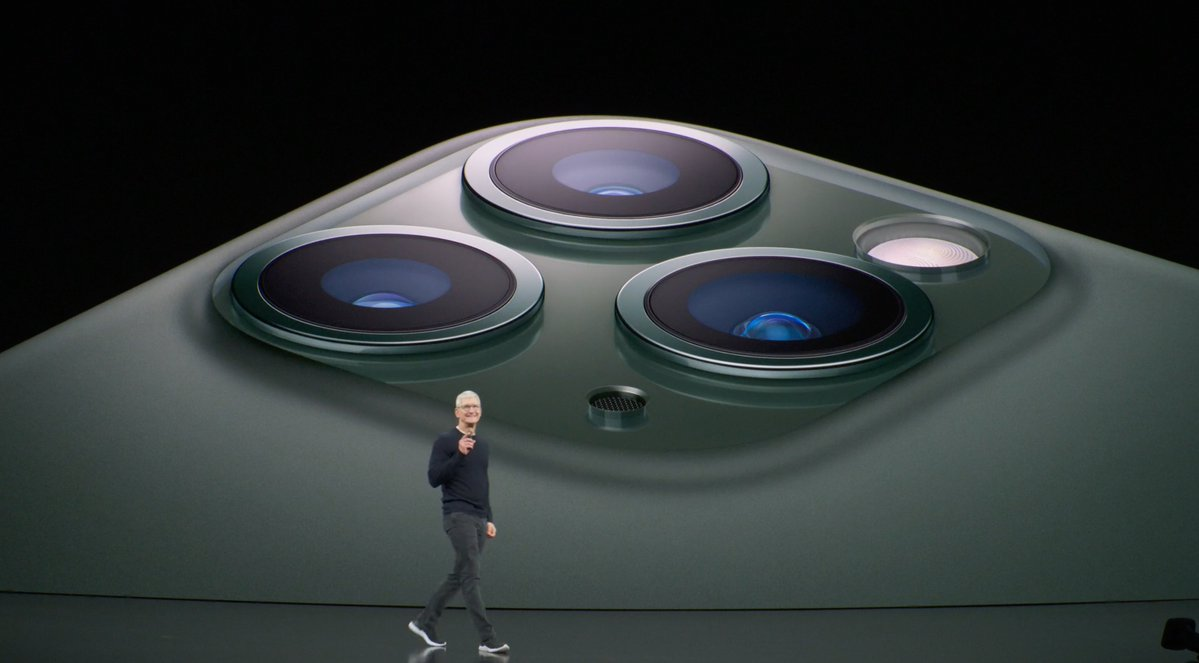 Estas son las novedades presentadas por Apple en el Steve Jobs Theater