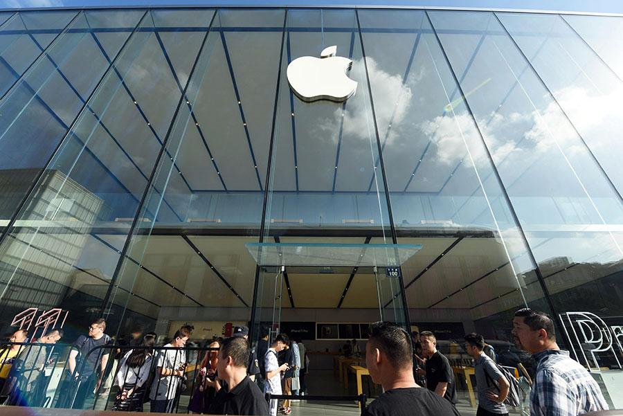Apple cierra 42 tiendas en China continental por Coronavirus
