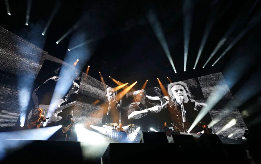Soda Stereo pospone el resto de su gira por coronavirus