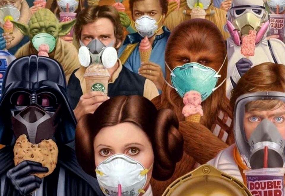 Curiosidades de la saga más famosa de todos los tiempos: Star Wars