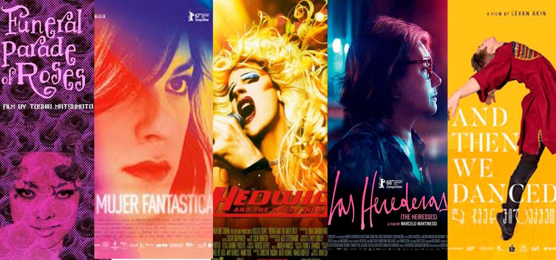 Cine y diversidad sexual: Películas para ver este Día del Orgullo LGBTIQ+