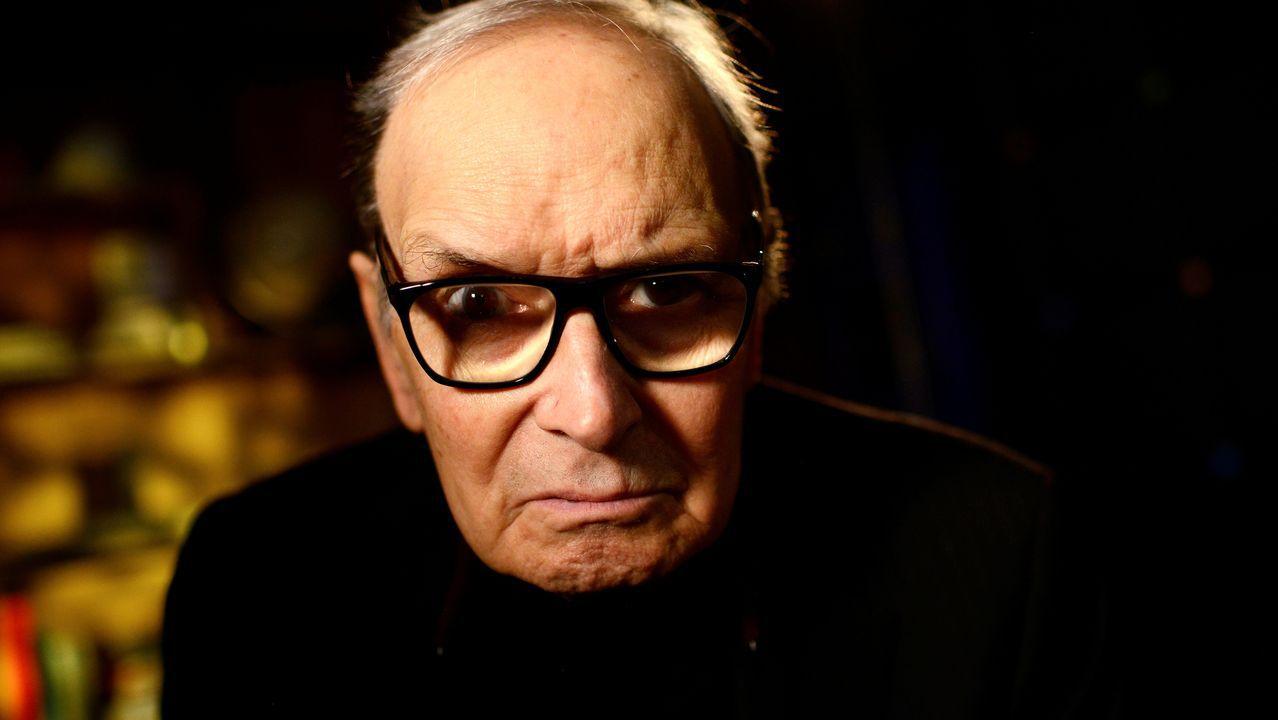 Adiós a Ennio Morricone, uno de los más influyentes compositores del cine